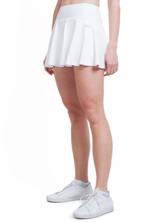 Sports skirt - weiß