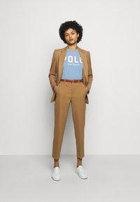 Polo Ralph Lauren - Print T-shirt - carolina blue - 1