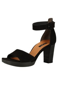 Paul Green - High heeled sandals - black - 2