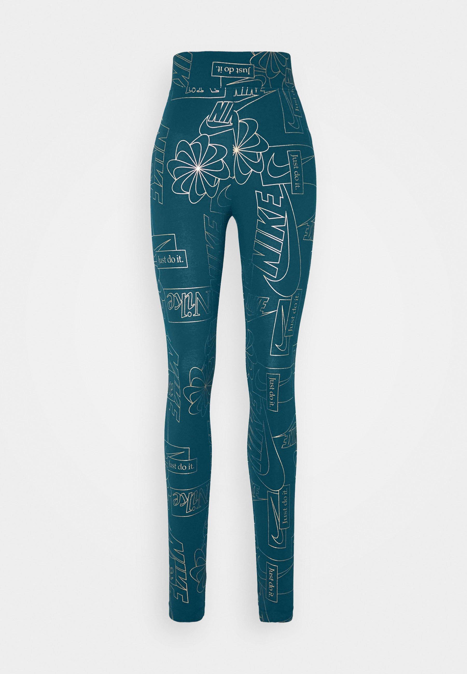 Nike Sportswear Tight - Leggings Valerian Blue/blå