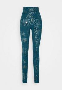 TIGHT - Leggings - Hosen - valerian blue