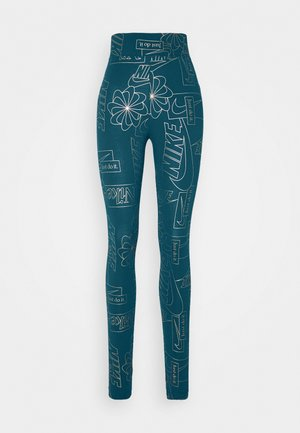 TIGHT - Legging - valerian blue