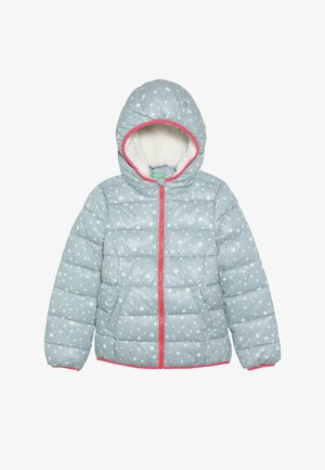 JACKET - Chaqueta de invierno - light blue