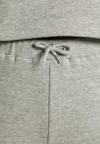 Even&Odd - POCKET SIDES JOGGERS - Tracksuit bottoms - mottled grey - 5