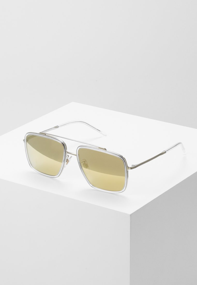 Dolce&Gabbana - Sunglasses - pale gold-coloured/crystal