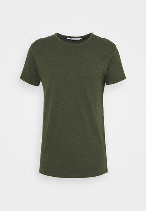 LASSEN  - T-shirt basique - deep depths