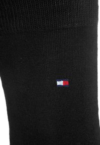 Tommy Hilfiger - CLASSIC 2 PACK - Chaussettes - black - 1