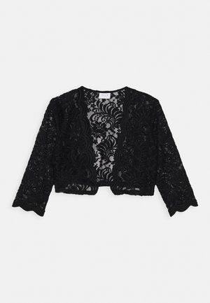 VIMILLIE COVER UP - Cardigan - black