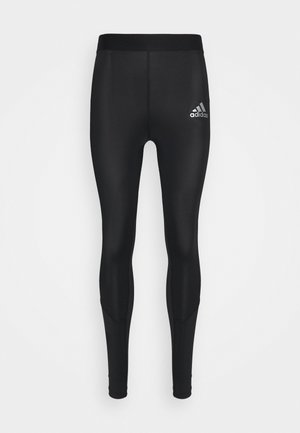 TECH FIT LONG - Medias - black