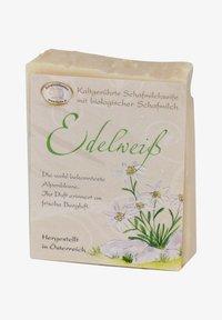Florex - KALTGERÜHRTE SCHAFMILCHSEIFE EDELWEISS 150 G  - Soap bar - - - 0