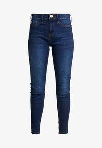 River Island - MOLLY - Jeans Skinny Fit - dark blue - 4