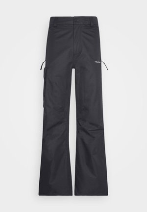 HUNTER PANT - Snow pants - black