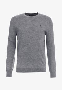Polo Ralph Lauren - Jumper - fawn grey heather - 4