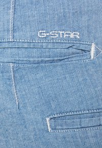 G-Star - VETAR CHINO SHORT - Shorts - dark indigo duos rinsed - 4