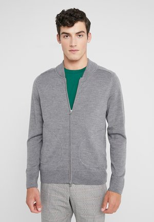 LORIE TRUE - Cardigan - light grey melange