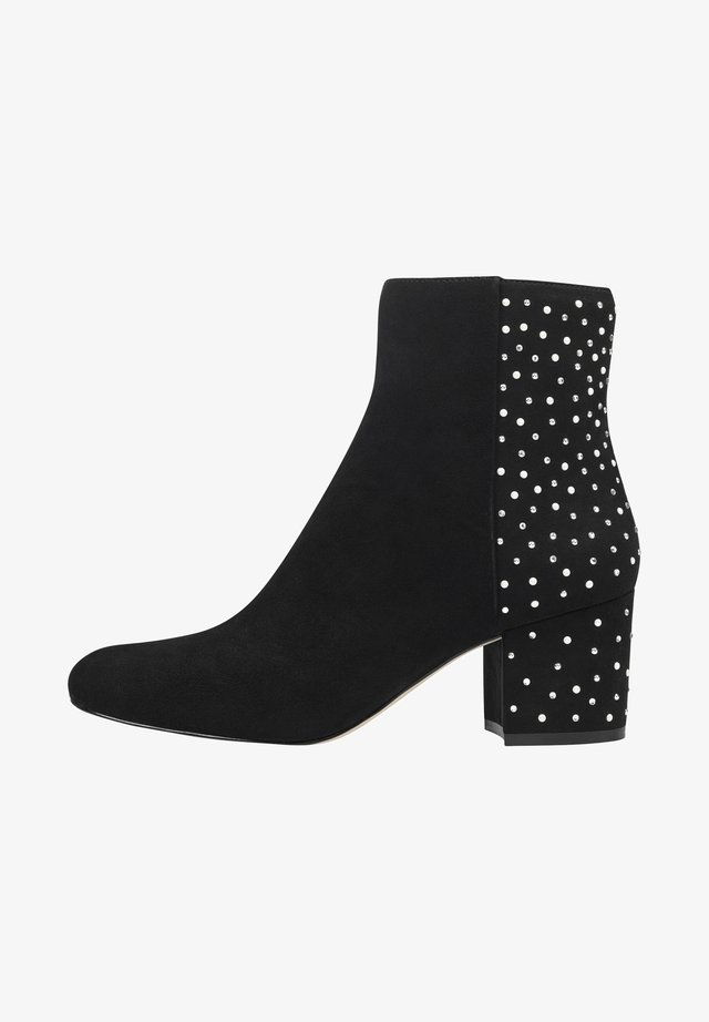 QUAZILIA - Bottines - black