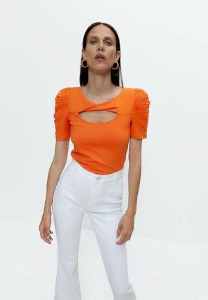 T-shirt basique - multi coloured