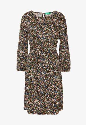 DRESS - Day dress - multi-coloured
