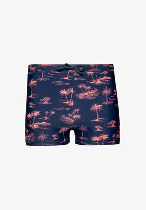 FRITS JR - Swimming trunks - ground blue