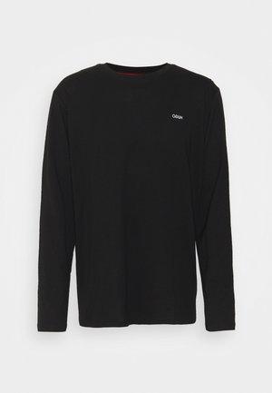 DEROL - Long sleeved top - black