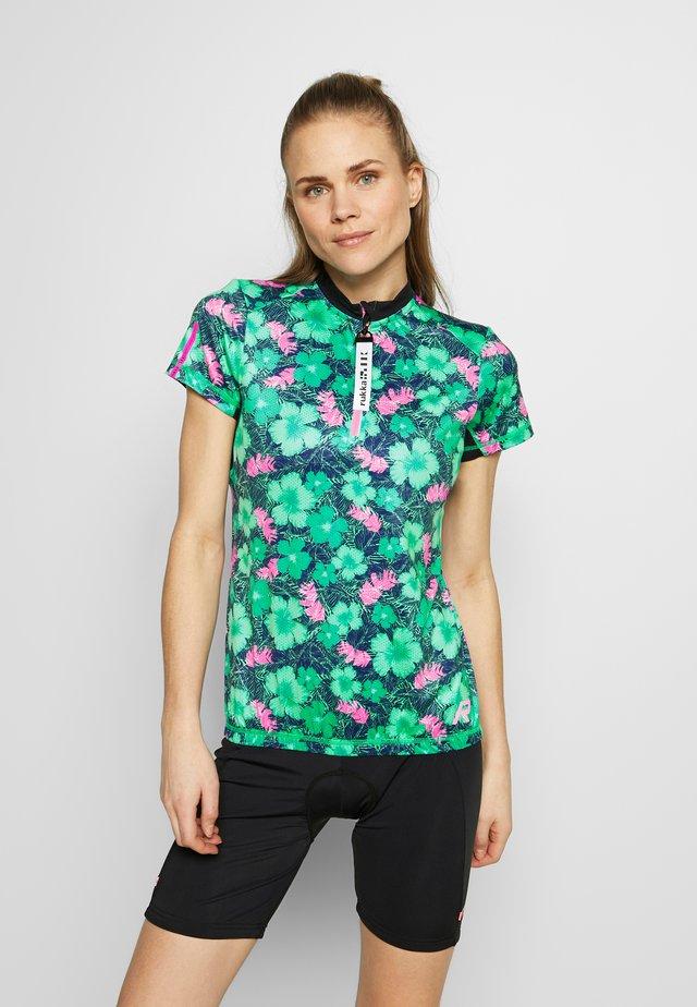 RATINA - T-shirt print - light green