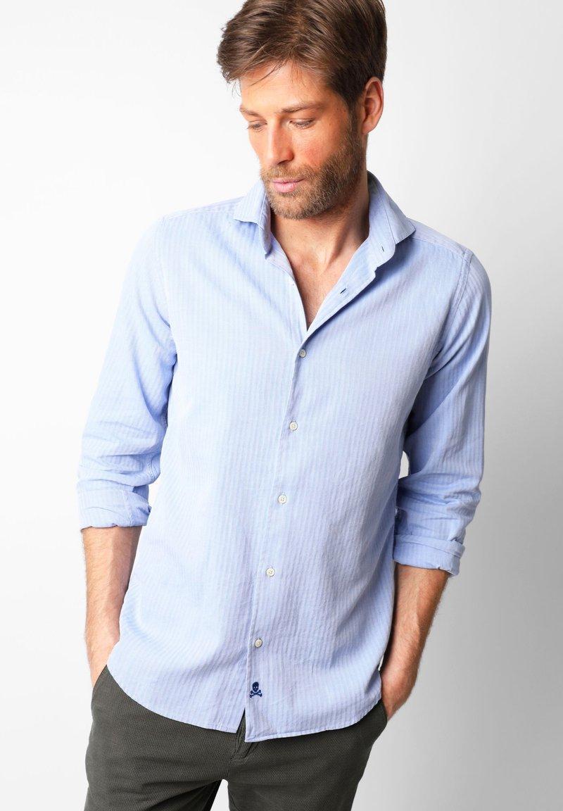 Scalpers - ELISEE - Shirt - blue