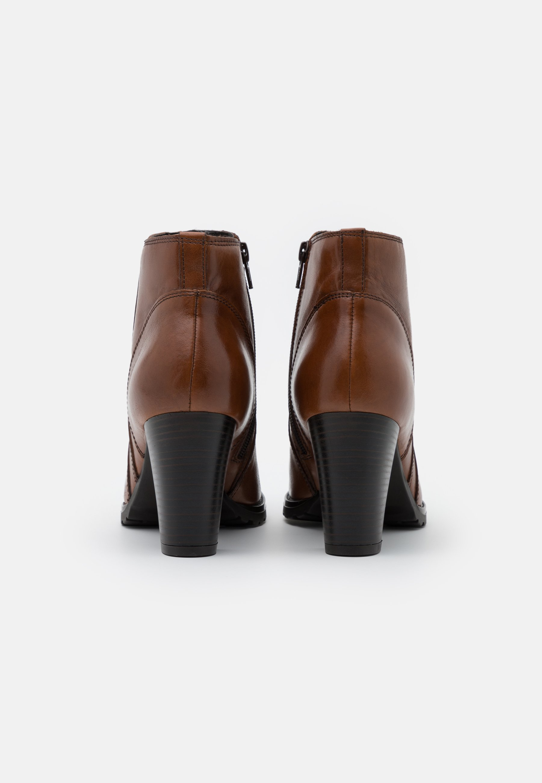 Anna Field Leather - Ankle Boot Brown/braun