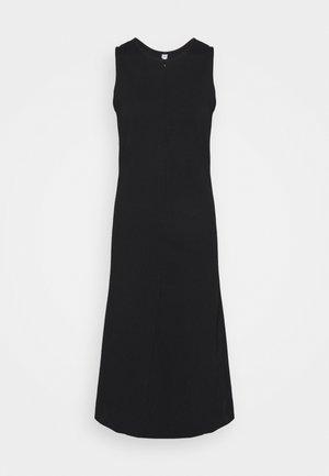 JODIE - Gebreide jurk - black