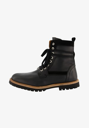 NORDFOLD - Veterboots - black