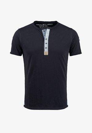 ARENA  - Print T-shirt - navy