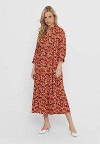ONLY - Korte jurk - rust - 1