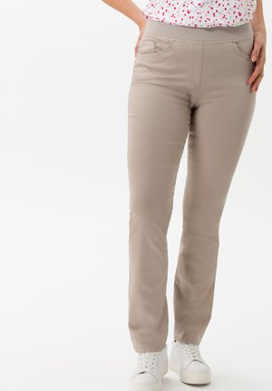 STYLE PAMINA - Jeggings - light taupe