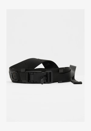 CANVAS AUS FUNKTION - Belt - black