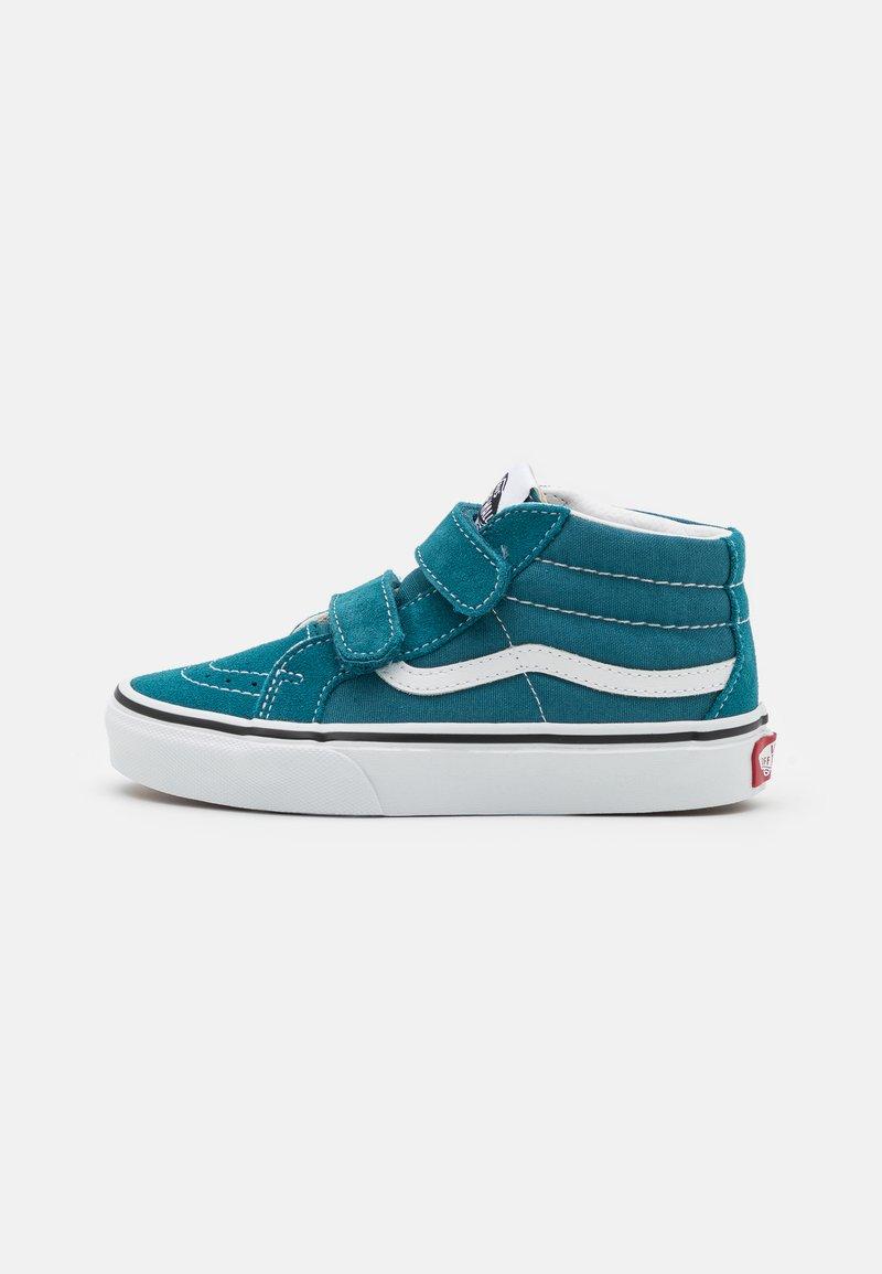 Vans - SK8-MID REISSUE UNISEX - Sneakers hoog - blue coral/true white