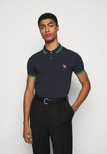 SLIM FIT  - Polo shirt - navy