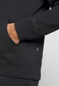 Nike Performance - FC HOODIE - Felpa con cappuccio - black - 5