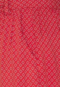 edc by Esprit - FLUENT - Trousers - terracotta - 2