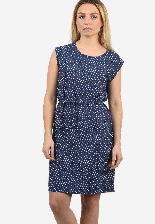 AMAIA - Korte jurk - dark blue