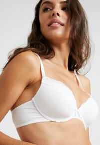 Anna Field - 3 PACK - T-shirt bra - grey/black/white