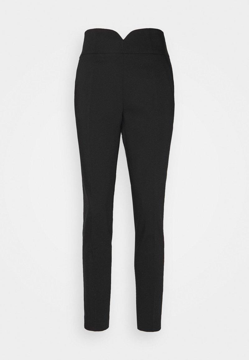 NAF NAF - ESIGNE - Kalhoty - noir