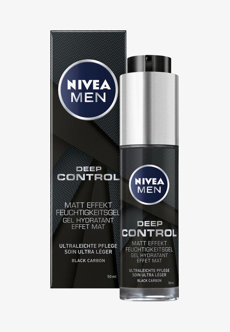 Nivea Men - DEEP CONTROL FACE GEL - Crema da giorno - -