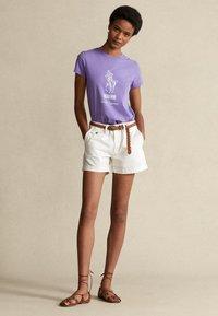 Polo Ralph Lauren - Short - warm white - 1
