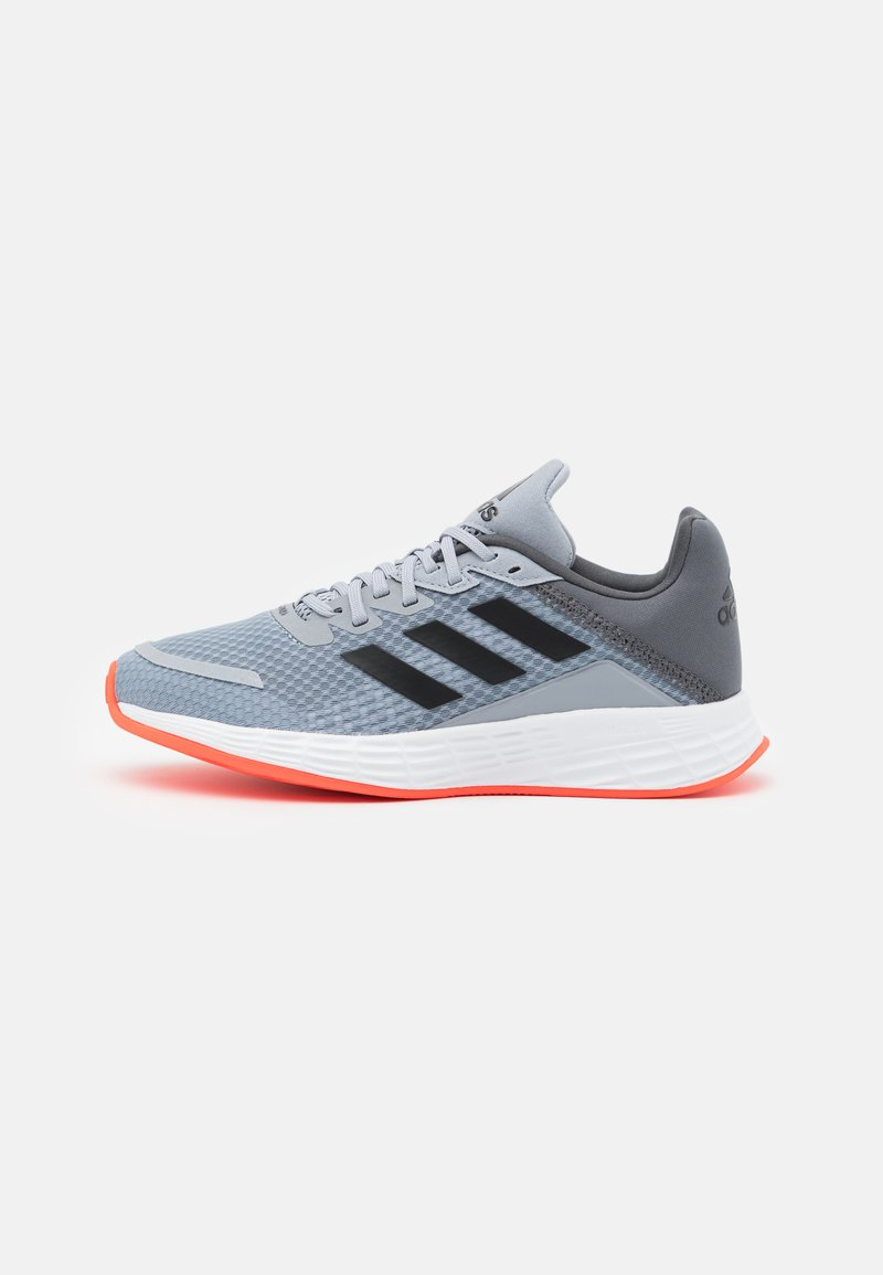 adidas Performance - DURAMO  - Trainings-/Fitnessschuh - halo silver/solar red