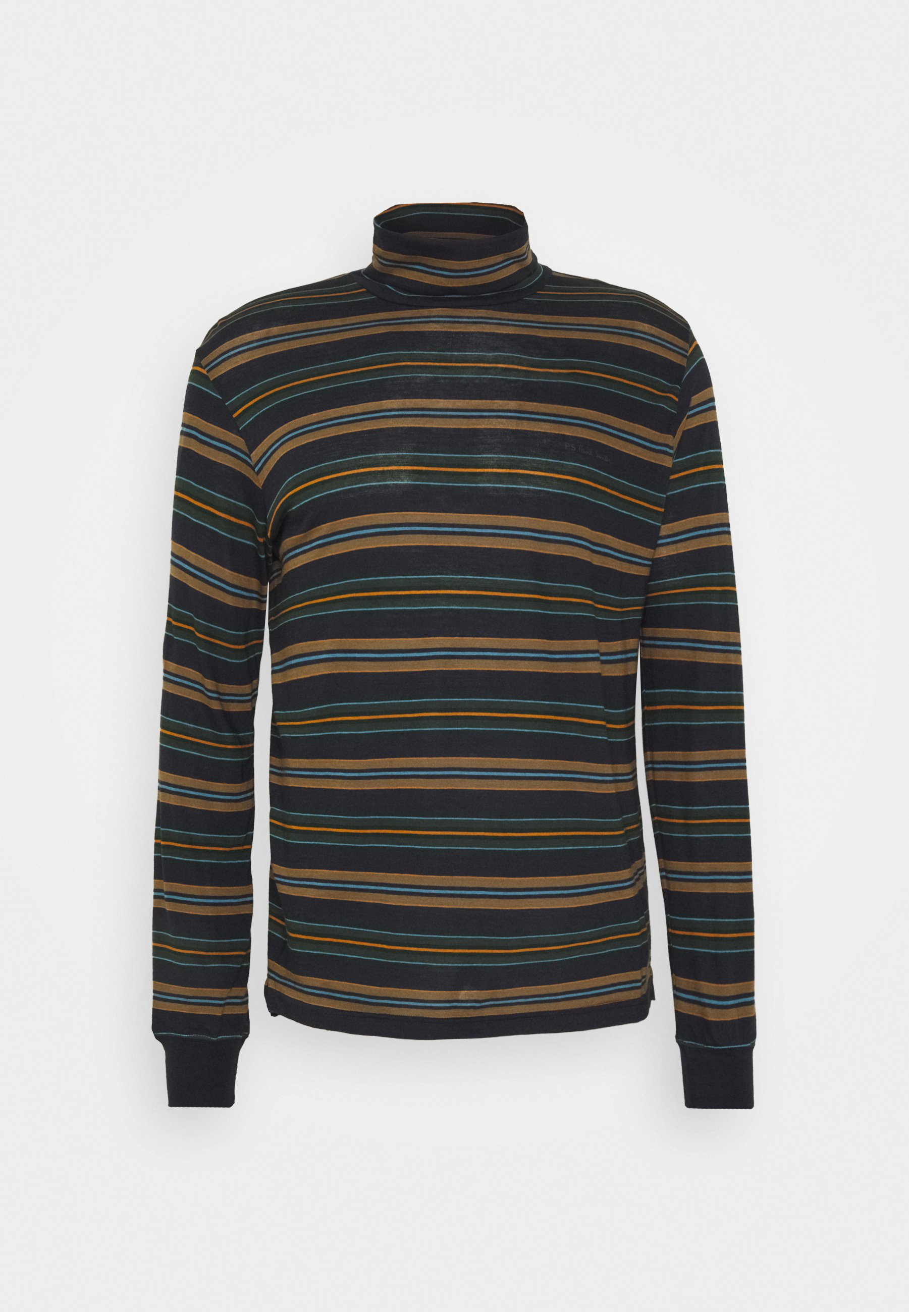 Ps Paul Smith Mens Fit - Langarmshirt Multi Coloured