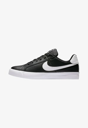 COURT ROYALE - Trainers - black/white