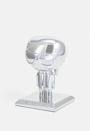 IKONIK 3D KARL STATUE - Other accessories - silver-coloured