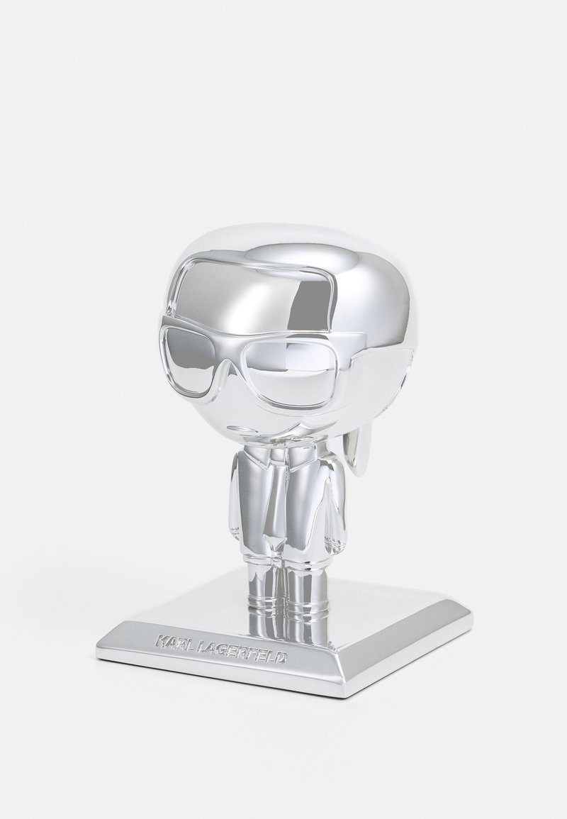 KARL LAGERFELD - IKONIK 3D KARL STATUE - Other - silver-coloured