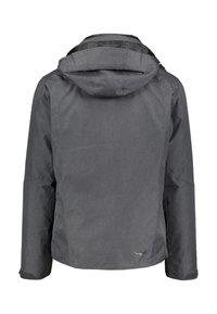Kaikkialla - Outdoor jacket - anthracite - 1