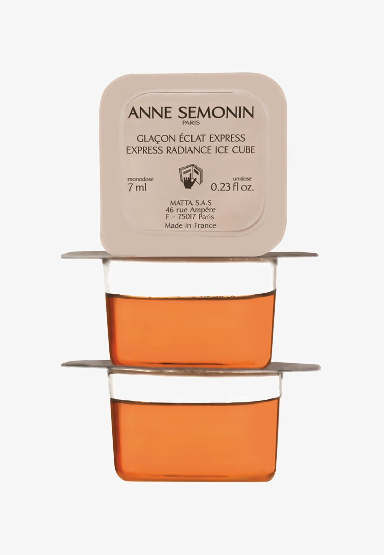 Anne Semonin - EXPRESS RADIANCE ICE CUBES 7ML 8 PACK - Face mask - -