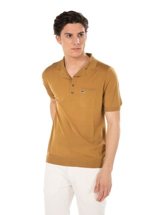 Poloshirt - senape